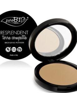 Bronzer Resplendent matte 01 - puroBio