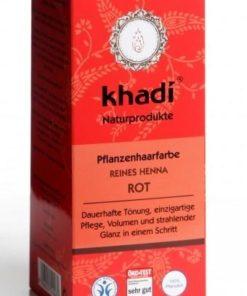 Hennè rosso puro - Khadi