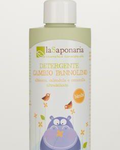 Detergente cambio pannolino - LaSaponaria