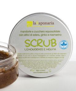 Scrub Lemongrass e Menta - laSaponaria