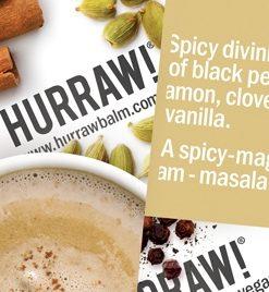 Burrocacao bio Chai Spice - Hurraw!
