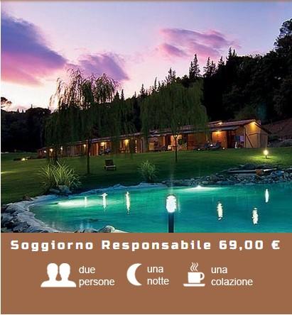 Soggiorno responsabile - Cofanetto Regalo