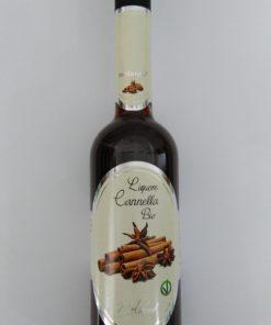 cannella - liquore bio