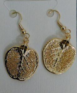lunaria orecchini