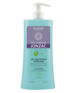 jonzac gel detergente purificante