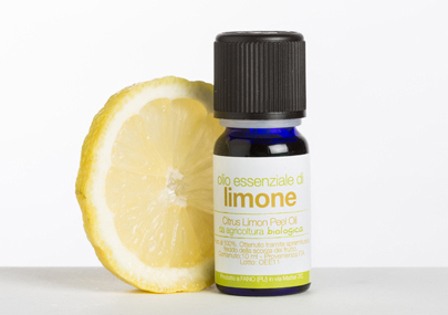 limone olio essenziale bio