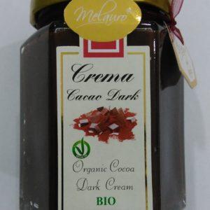 crema bio al cacao dark