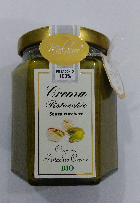 Pistacchio Senza Zucchero Crema Spalmabile Bio Greenactually