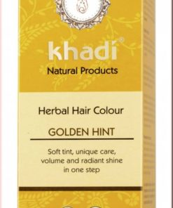 Tinta vegetale ecobiologica Biondo Oro - Khadi