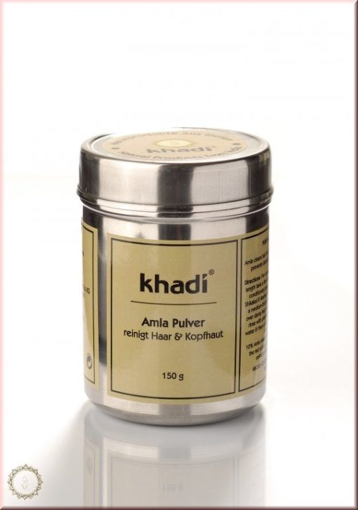 Amla pura biologica in polvere - Khadi