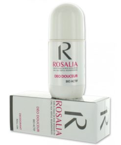 Rosalia Deodorante Bio attivo - senza sali di Alluminio