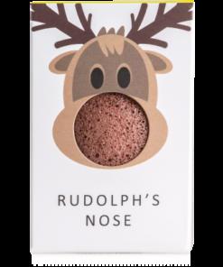 Rudolph Mini spugna Konjac - Edizione Limitata Natale 2016