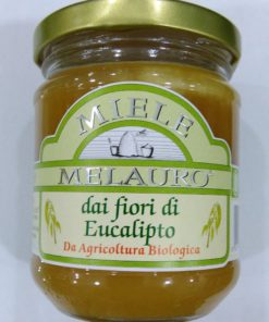 miele bio fiori di eucalipto