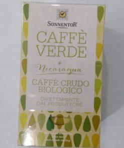 caffè verde crudo sonnentor