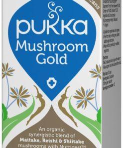 mushroom gold bio pukka