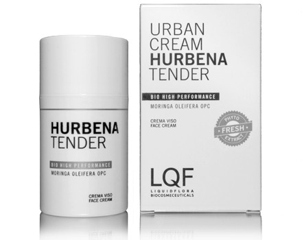 Urban Cream HURBENA TENDER liquidflora