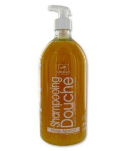 doccia shampoo bio xxl albicocca naturado