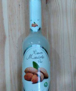 mandorla liquore biologico