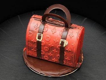 borsetta di cioccolato