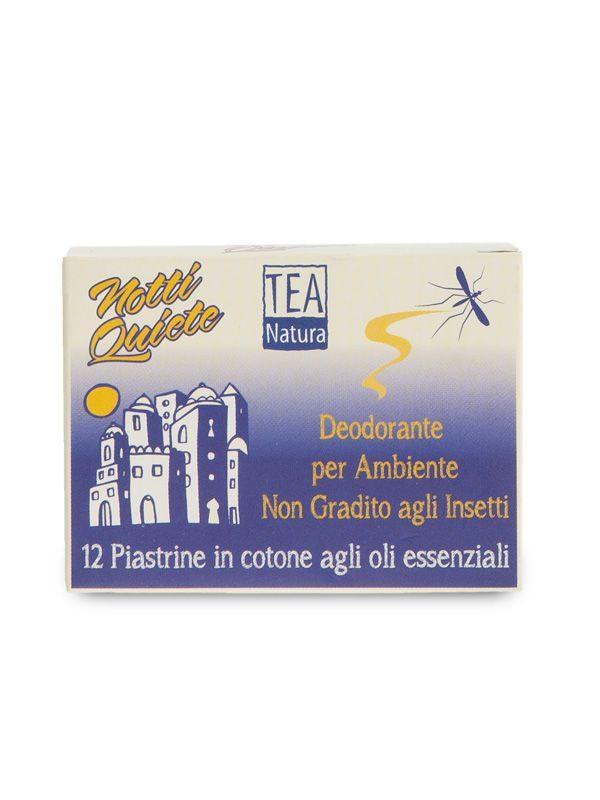 Piastrine Deodoranti notti quiete