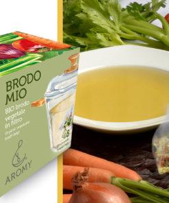 BRODO MIO BIO Brodo vegetale in filtro